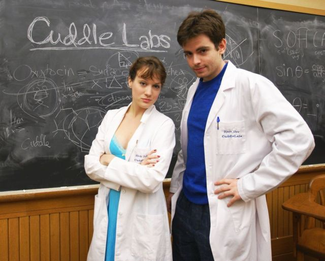 Cuddle Labs Scientists